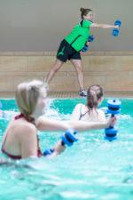 Aqua Bauch-Beine-Po